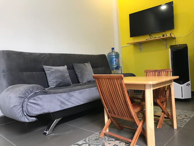 ✩Central @Ben Thanh-Private Cozy 3Flr- 2BRs✩