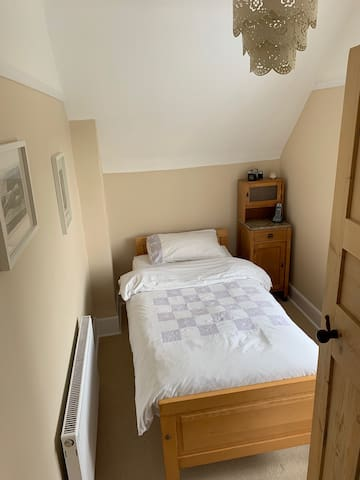 Homely little room