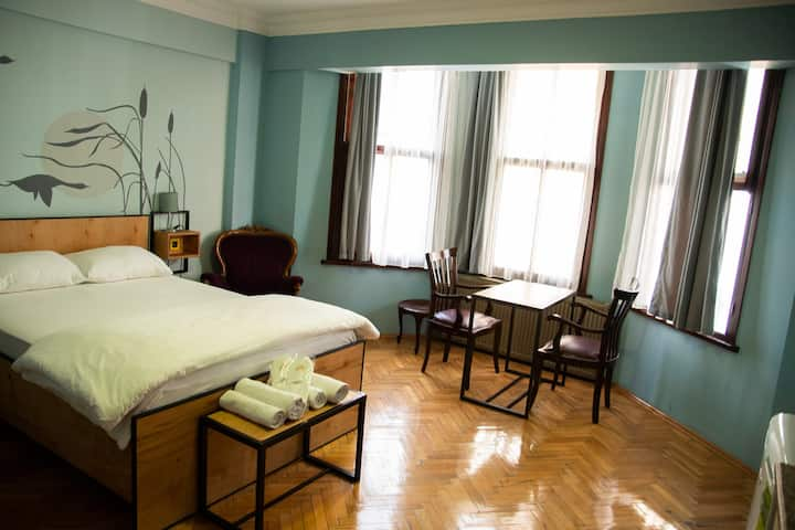 Deluxe , Double Private Room