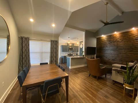 Centrally located and completely updated condo