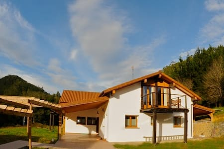 Beautiful house in the area of lekeitio - Gizaburuaga - Hus