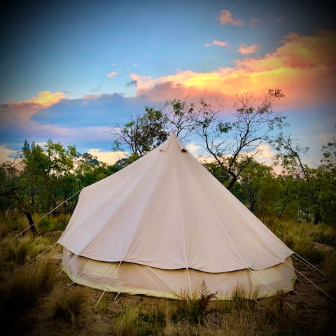 Luxury Camping, The Best Of Both Worlds