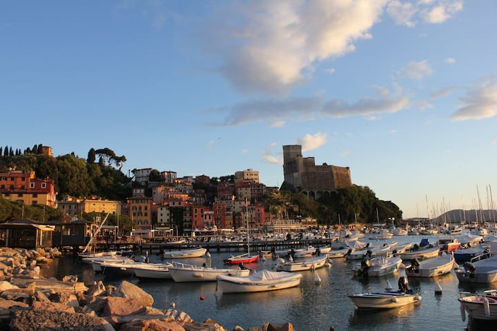 Sweet in Lerici and 5 Terre
