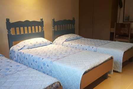 Blissful Bed & Breakfast (Room 3) - Tacloban City - Maison