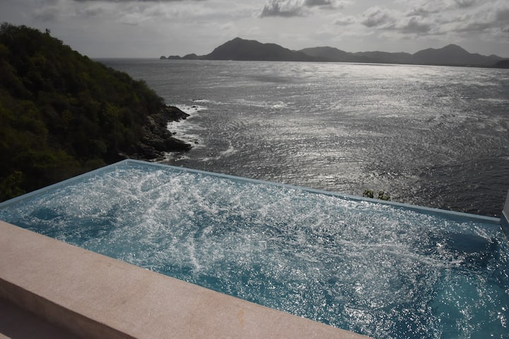Casa del Rey, en la Peninsula con playa privada¡