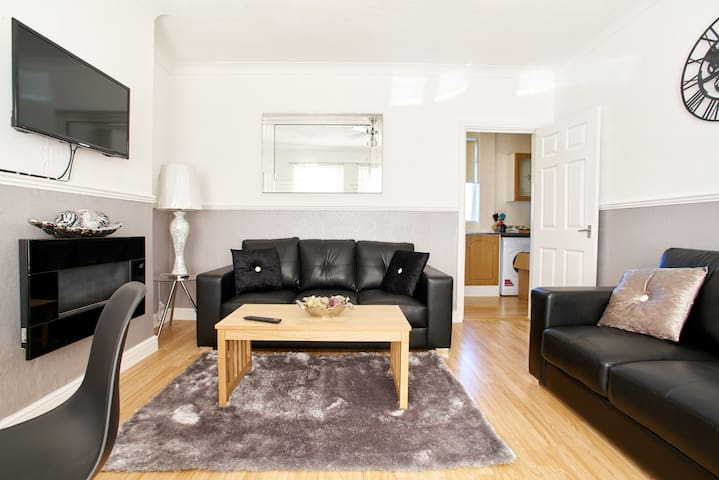 City Road 3 bedroom House - Newcastle upon Tyne - Apartemen