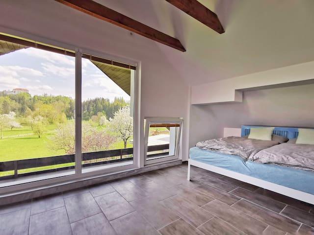 Suite Sky-bedroom part