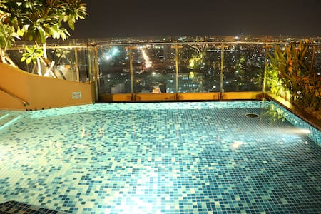 P> Private Room+Gym+Pool+Breakfast - Ho-Chi-Minh-Stadt