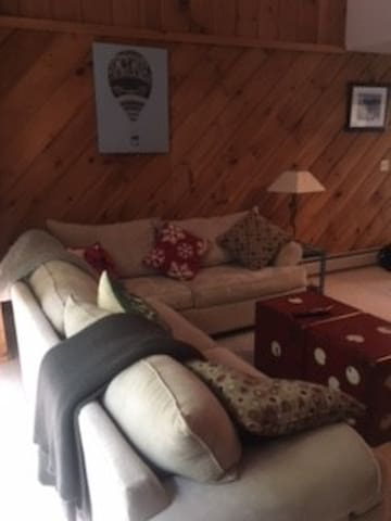 Bears Crossing 3 bedroom condo, ski home trail - Dover - Apartment