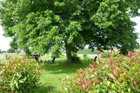 La Borderie,Charme et simplicité pour vous séduire - Saint-Martin-de-Coux - Rumah Tamu