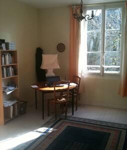 Les Dryades : chambre privée - Pierrefonds - Bed & Breakfast