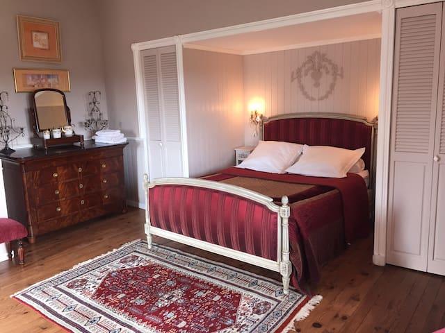 B&B La Charaudière - L'ALCOVE - Champtoceaux - Bed & Breakfast