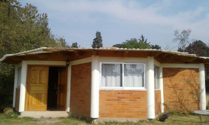 Casa de campo Iztaccihuatl-Popocatepetl