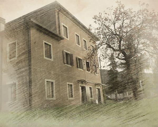 Casal Frare - Fregona - House