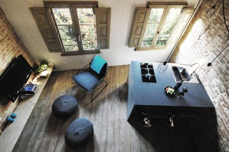 LITTLE COZY LOFT in the center - Florencia