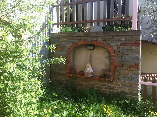 I due giardini  - Castiglione Chiavarese