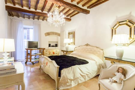 historic residence in the heart  - Assisi - Apartment