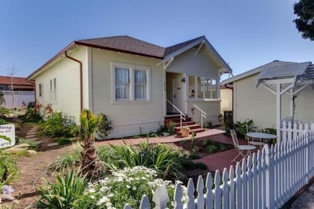 Three charming cottages on one property! - Morro Bay