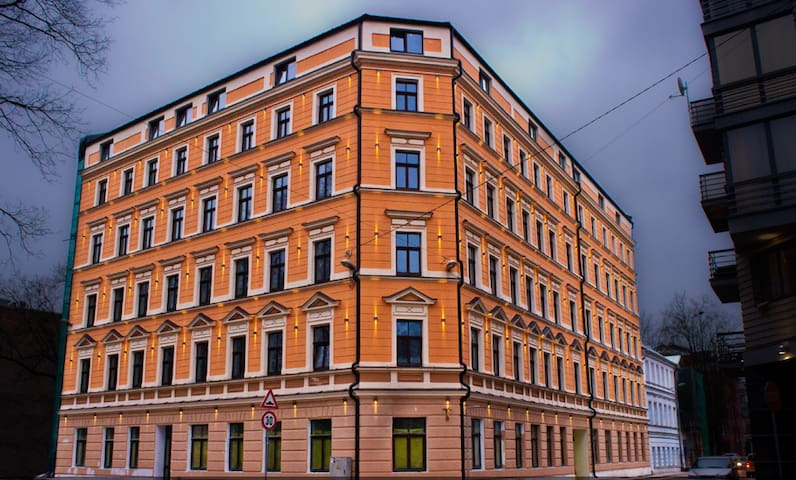 Charming studio close to very heart of Riga - Riga - Appartement
