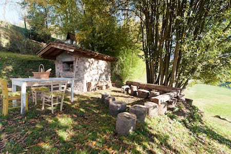 Organic B&B in Tuscany Barga-Lucca - Barga - Bed & Breakfast