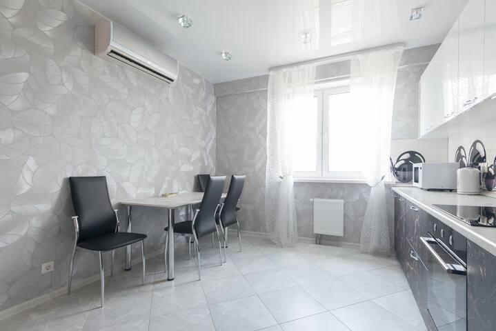 Apartments Zhit Zdorovo on Makovskogo