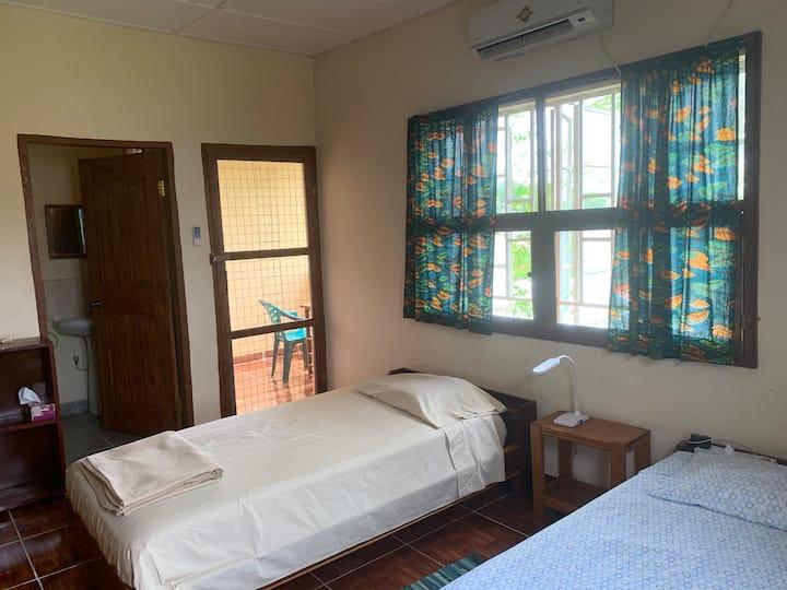 Spacious Retreat Centre--Room 2