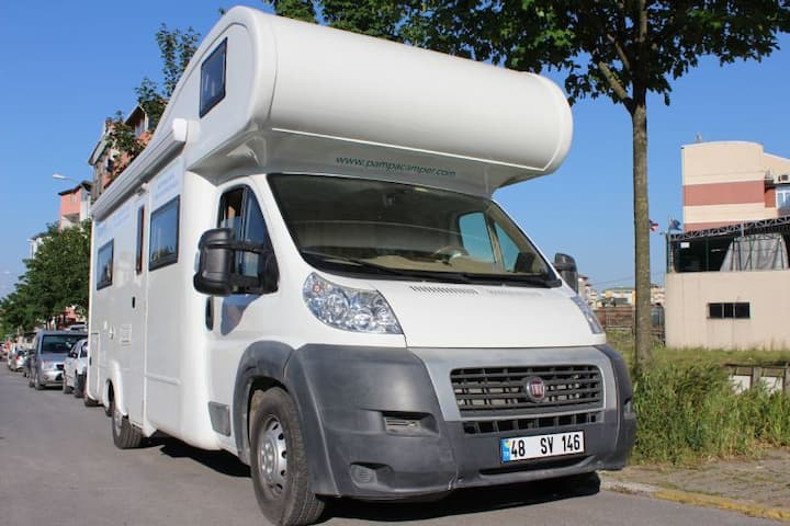 Your Luxurious Motorhome in Antalya
