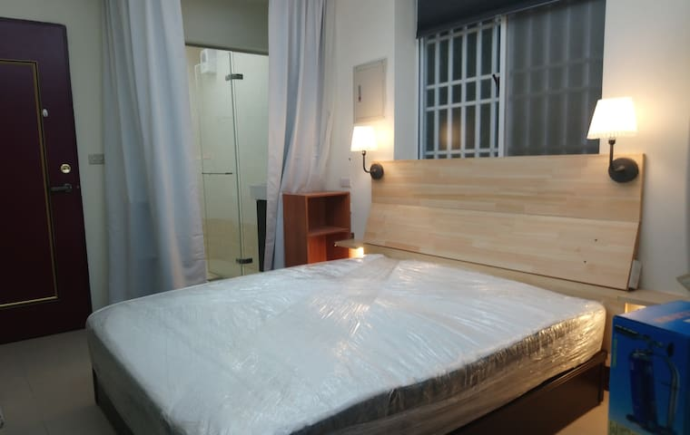 Fanny's home/a long stay suite @ downtown Hsinchu
