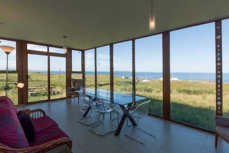 Modern beach house Amazing views Wild Atlantic Way