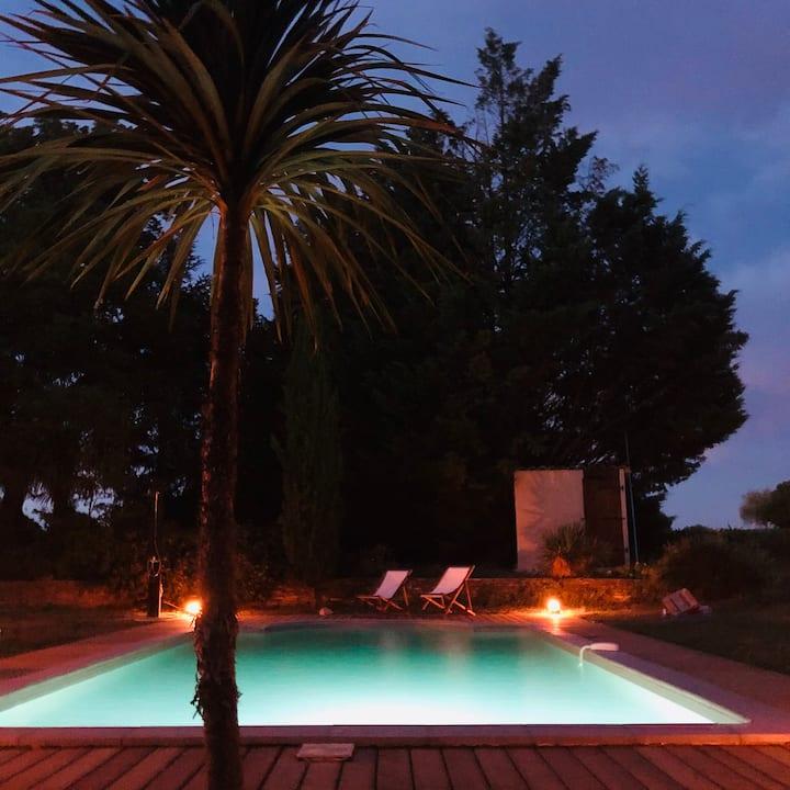 Villa Camp des Guignes