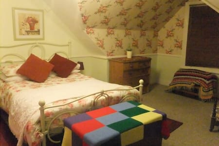 one or two double rooms,£40per room with breakfast - Hailsham - Bed & Breakfast