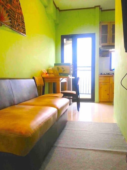 Living Room (from welcome door)