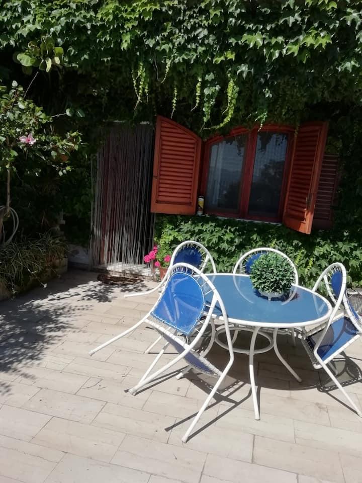Villetta sul mare - Casa Cirino