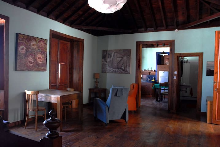 OLAVO.Tranquilo lugar de descanso - Garachico - Apartament