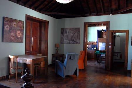 OLAVO.Tranquilo lugar de descanso - Garachico