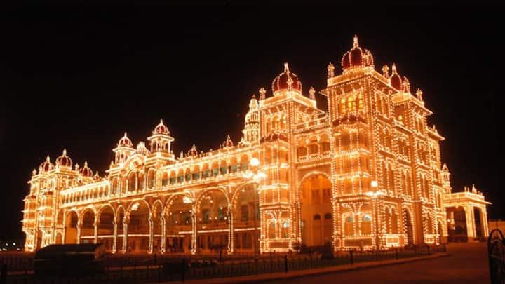 Mysore Palace..!!