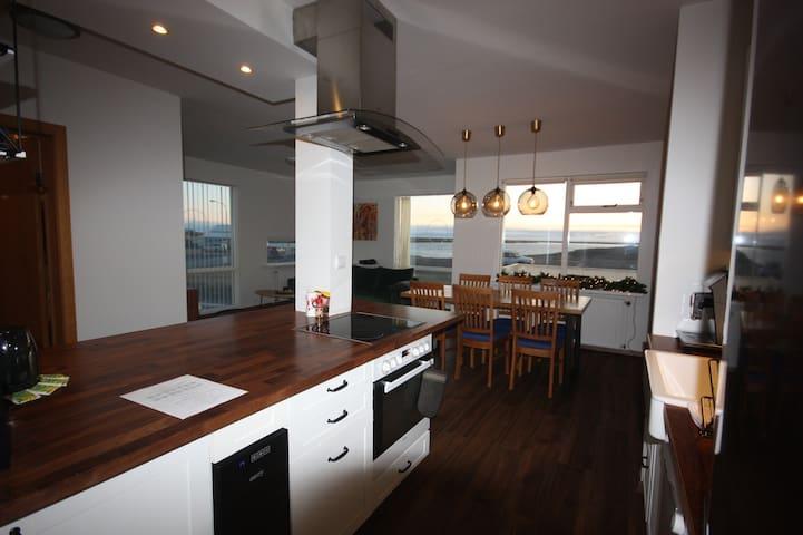 Sandbakki apartment