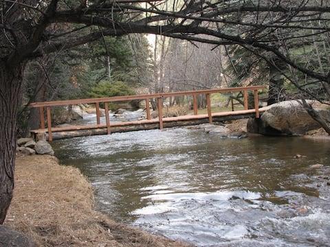 Mountain Guest Suite Pristine Creek