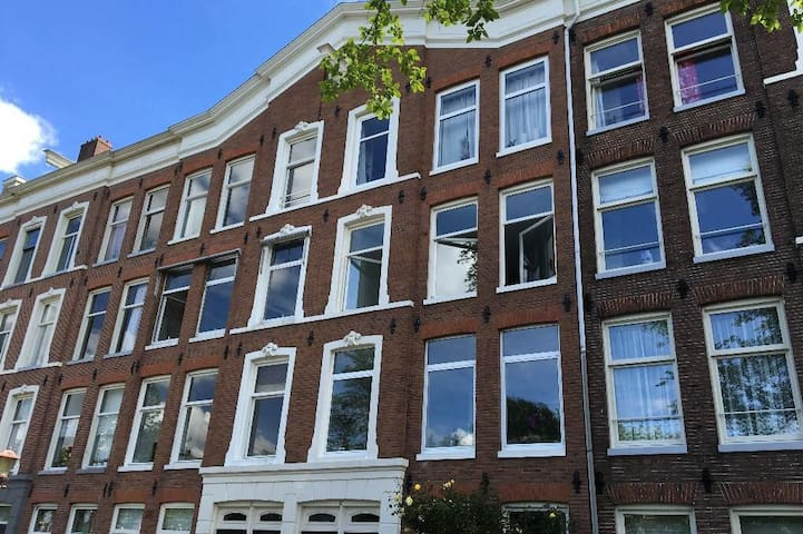 Luxury apartment with roof terrace - Amsterdam - Huoneisto