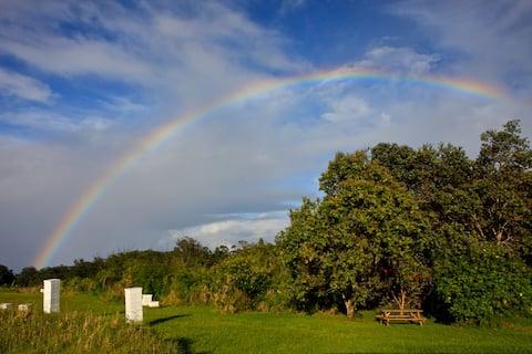 Rainbow Bee Farm Cottage