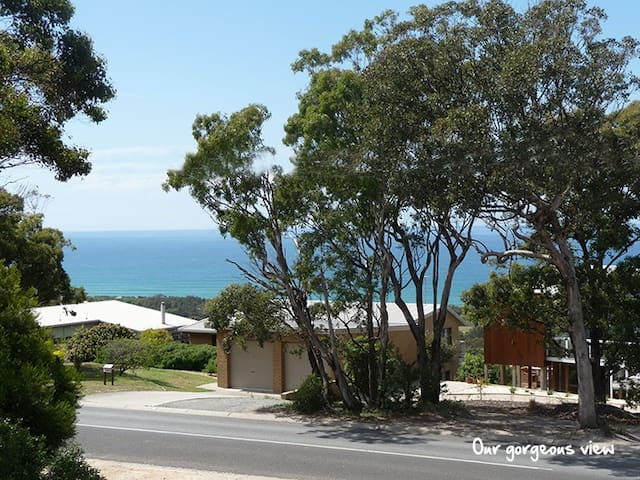 Lovely Ocean View Bass Strait B & B - Lakes Entrance - Oda + Kahvaltı