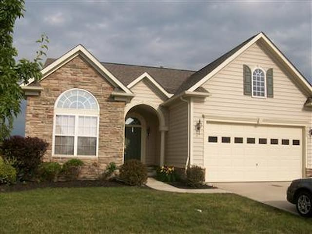 Room in Beautiful New Home - North Ridgeville - House
