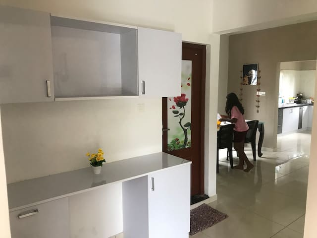 Brand new fully Furnished property at Kumily road.