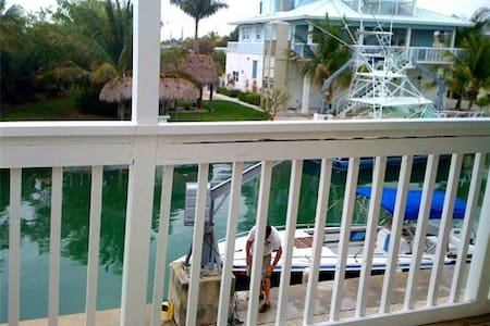 Waterview 4 BD/3 BA  Key Vacation - Summerland Key - Hus
