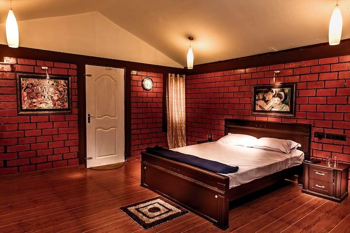 Glendale Brick House Wayanad
