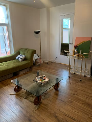 Clean, Central, Spacious 1BDR in Parkdale