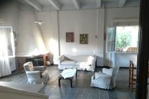 Ktima kavourou, Dionisis' house