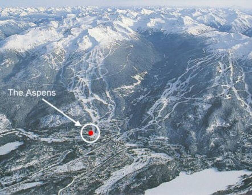 Prime location on Blackcomb ski in/out, walking distance to slopes, many restaurants, bars and shops