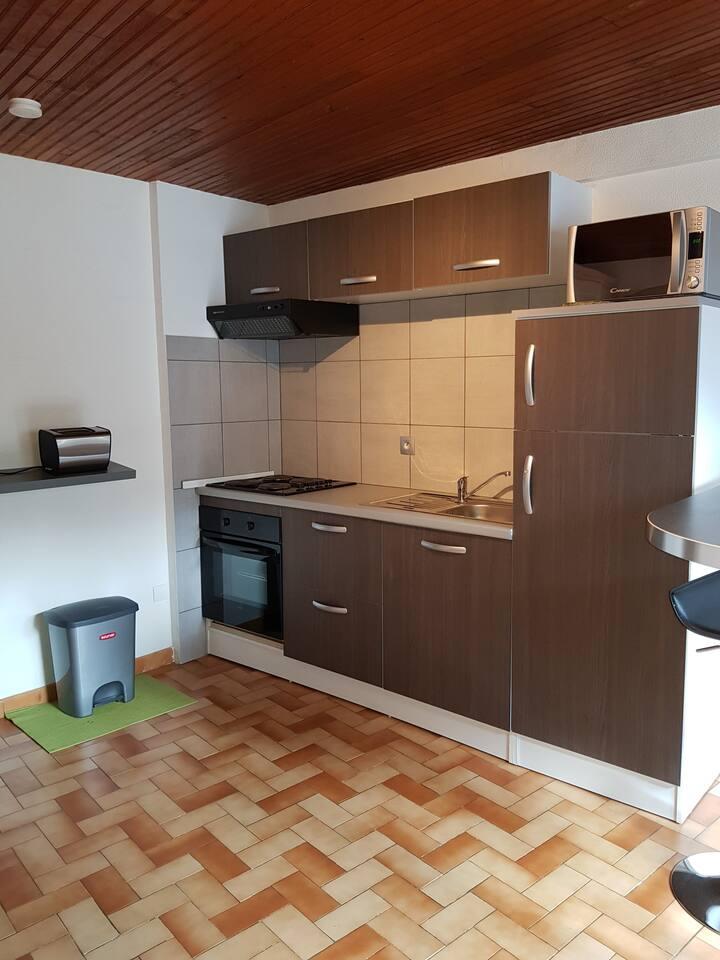 La cuisine...