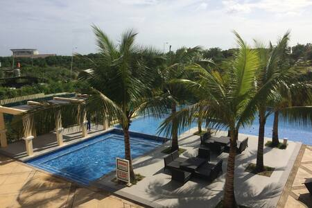 BIG 2BR Suite near SM Seaside - Cebu - Appartement